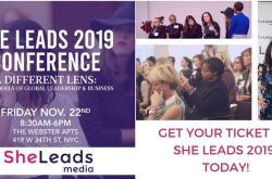 She Leads 2019 NYC