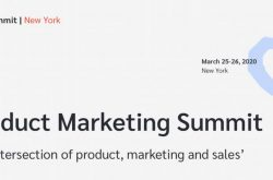 Product Marketing Summit - New York