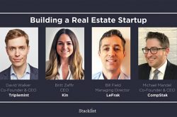 Building a Real Estate Startup