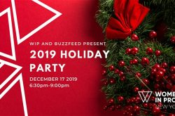 Women in Product NYC | 2019 Holiday Party