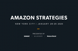 Amazon Strategies, presented by Digiday, Glossy and Modern Retail