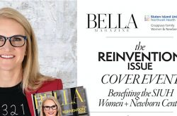 BELLA's Reinvention Issue Cover Event
