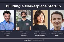Building a Marketplace Startup