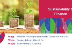 Innovative Financing for Sustainability Green Bonds and Loans