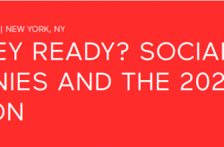 Are They Ready? Social Media Companies and The 2020 Election