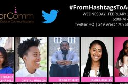 ColorComm NYC Presents From Hashtags To Action
