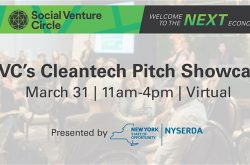 SVC Spring Impact Series: Cleantech Pitch Showcase Presented by NYSERDA
