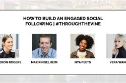 #ThroughTheVine Panel Discussion:  Creating Successful Social Accounts