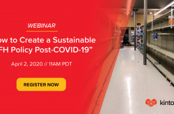 How To Create a Sustainable WFH Policy Post COVID-19 (Online Only)