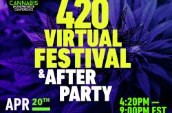 420 Virtual Festival & After Party